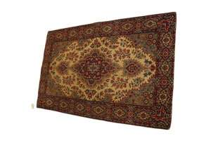 Antique Persian Lilihan Carpet