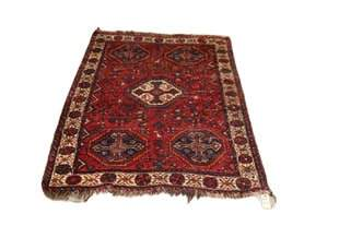 Antique Persian Caucasian Carpet