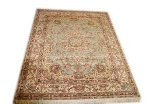 Handmade Beautiful Floral Persian Rug