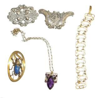 Art Nouveau & Vintage Jewelry