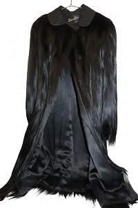 Exquisite Vintage Becker & Burns Long Fur coat