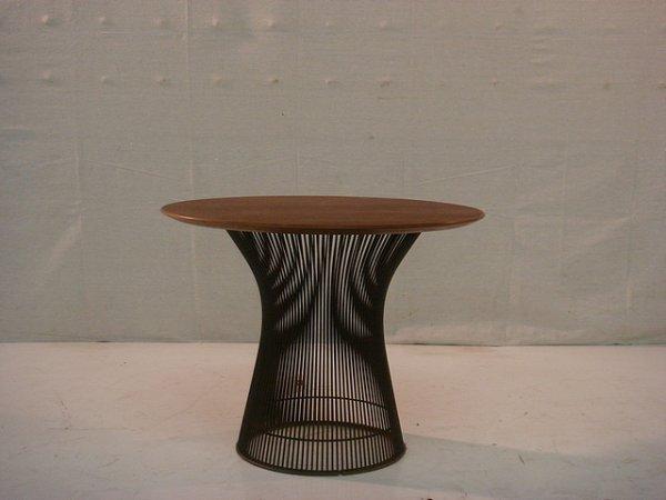 5: Warren Platner for Knoll table