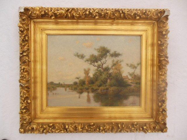 G. Weingard Oil on Canvas