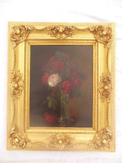 M.W. Whittaker Oil on Canvas