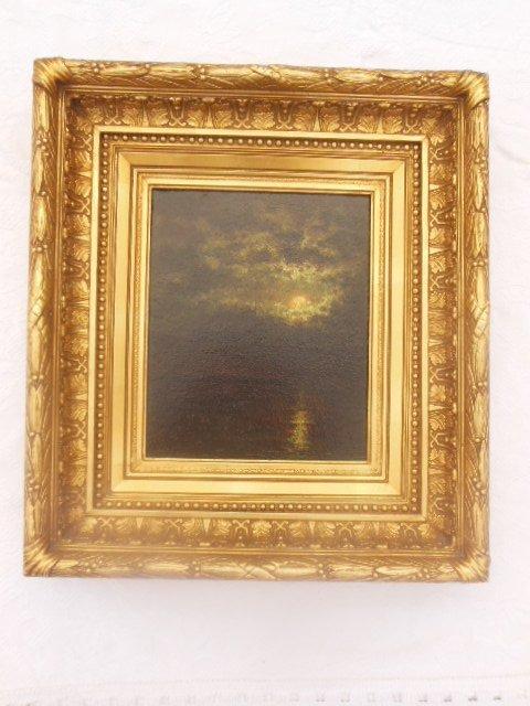 R. LePyne Oil on Canvas