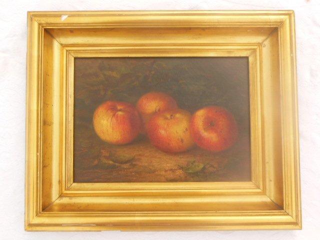 F.H. Miller Oil on Canvas