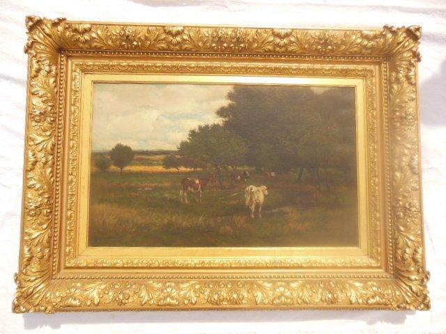 Carleton Wiggins Oil on Canvas