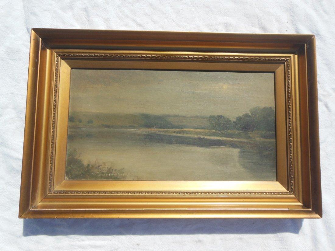 John Blair Oil on Canvas