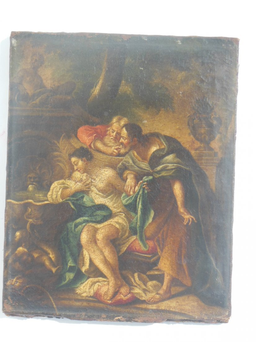 Old Masters Painting