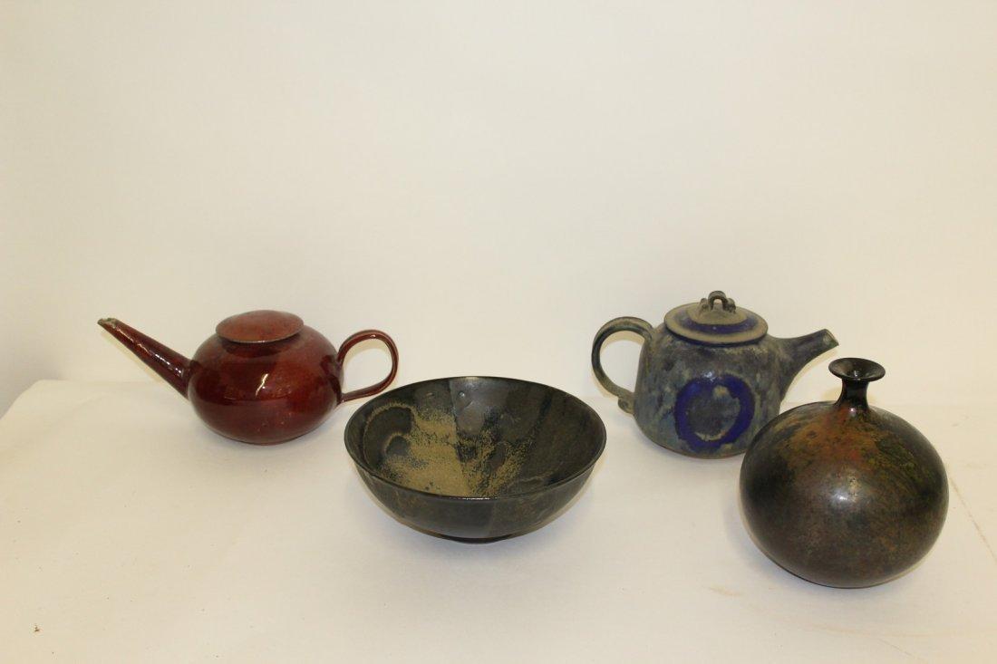 Mid Century Modern Studio Pottery - 2
