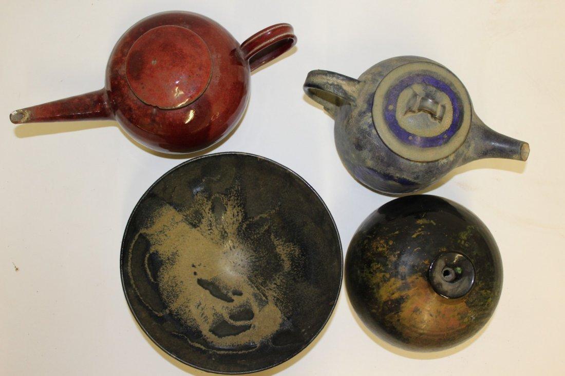Mid Century Modern Studio Pottery - 3