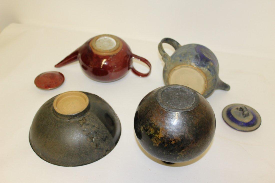 Mid Century Modern Studio Pottery - 5