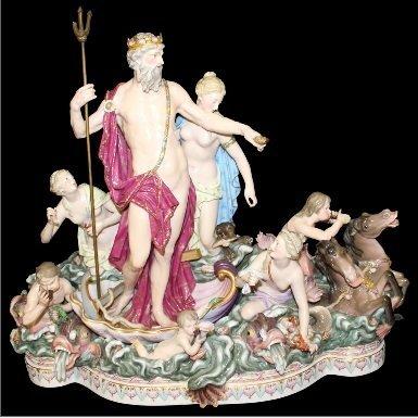 Museum Quality 18th/19th Century Meissen Porcelain