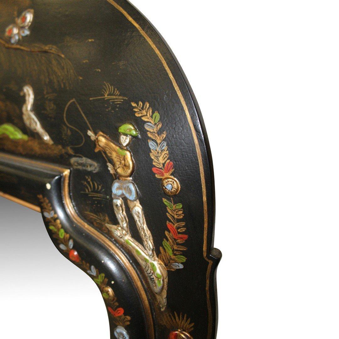 Chinoiserie Mirror.  Beautiful - 4