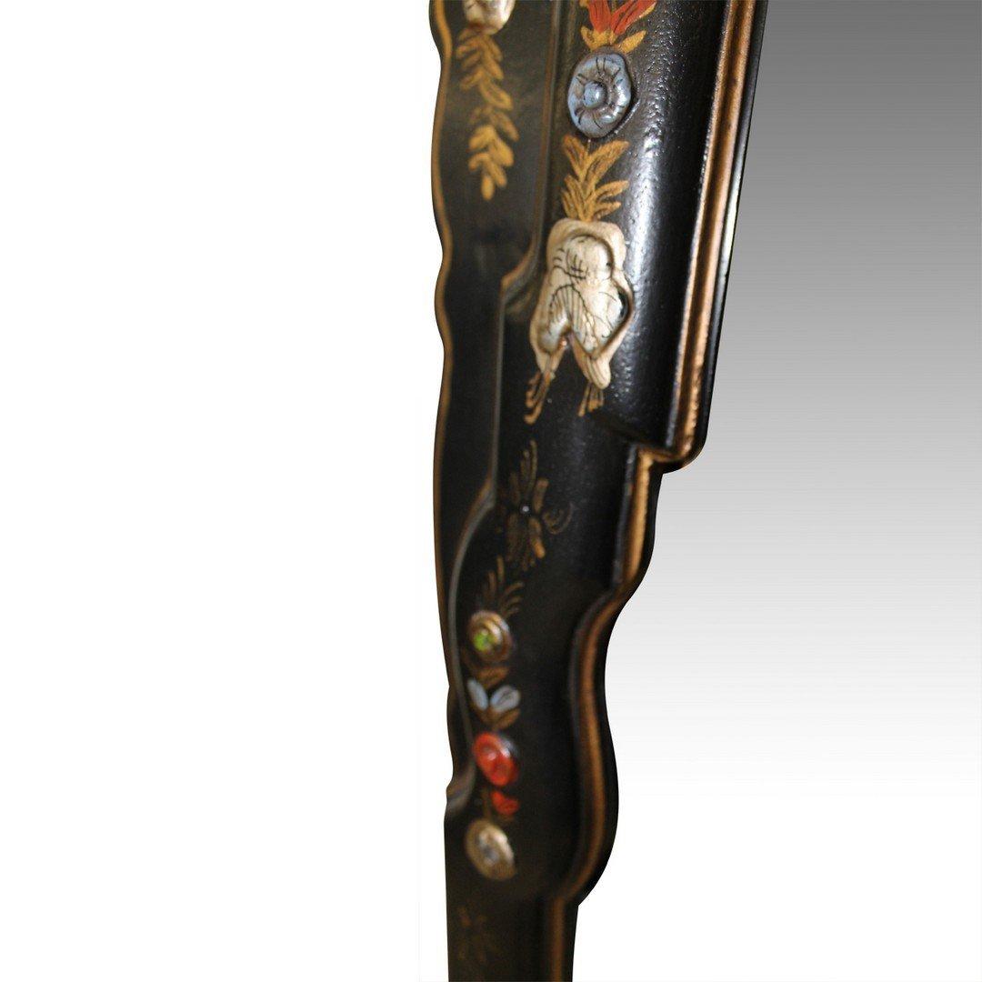 Chinoiserie Mirror.  Beautiful - 5
