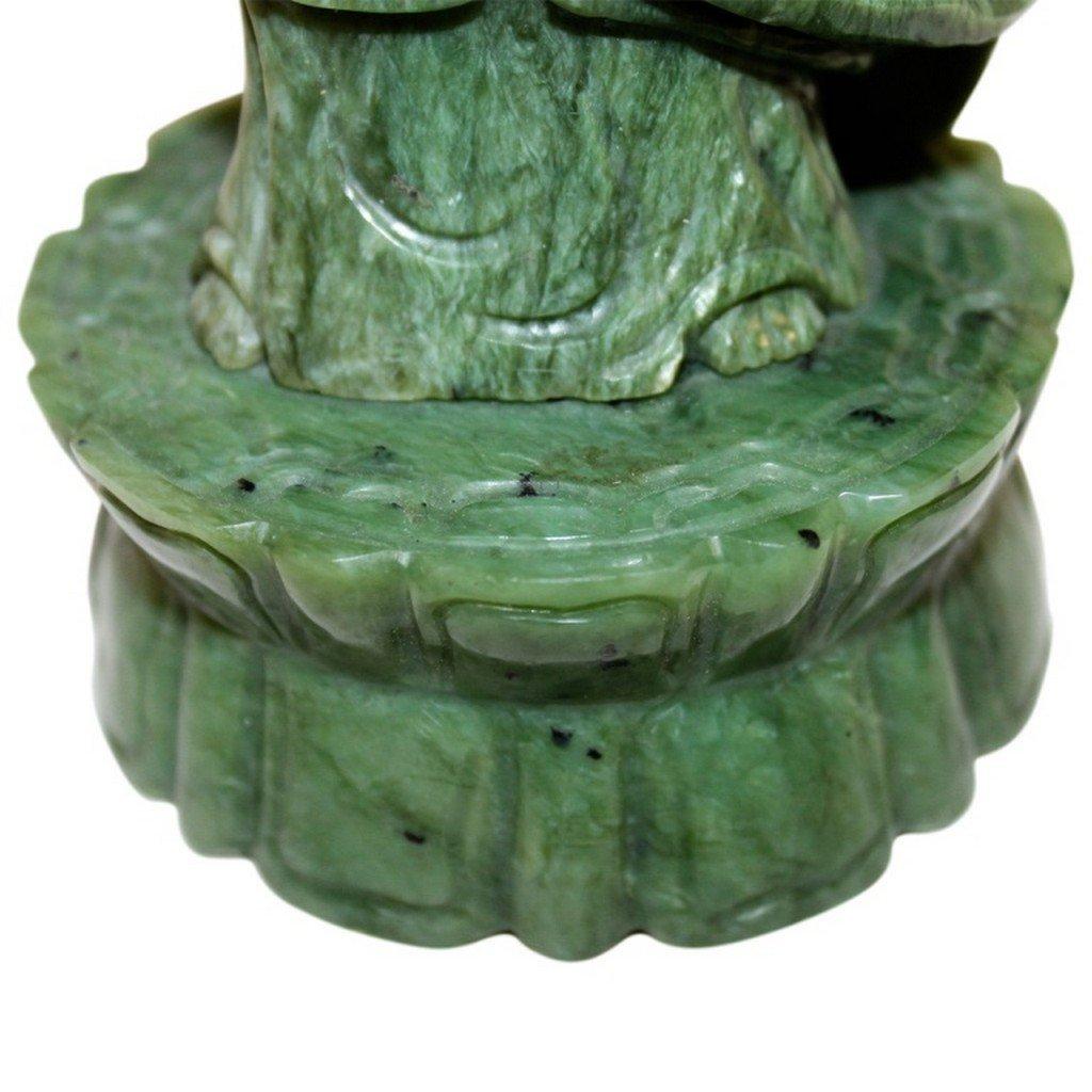 Jade Guan Yin  Guanyin Statue - 6
