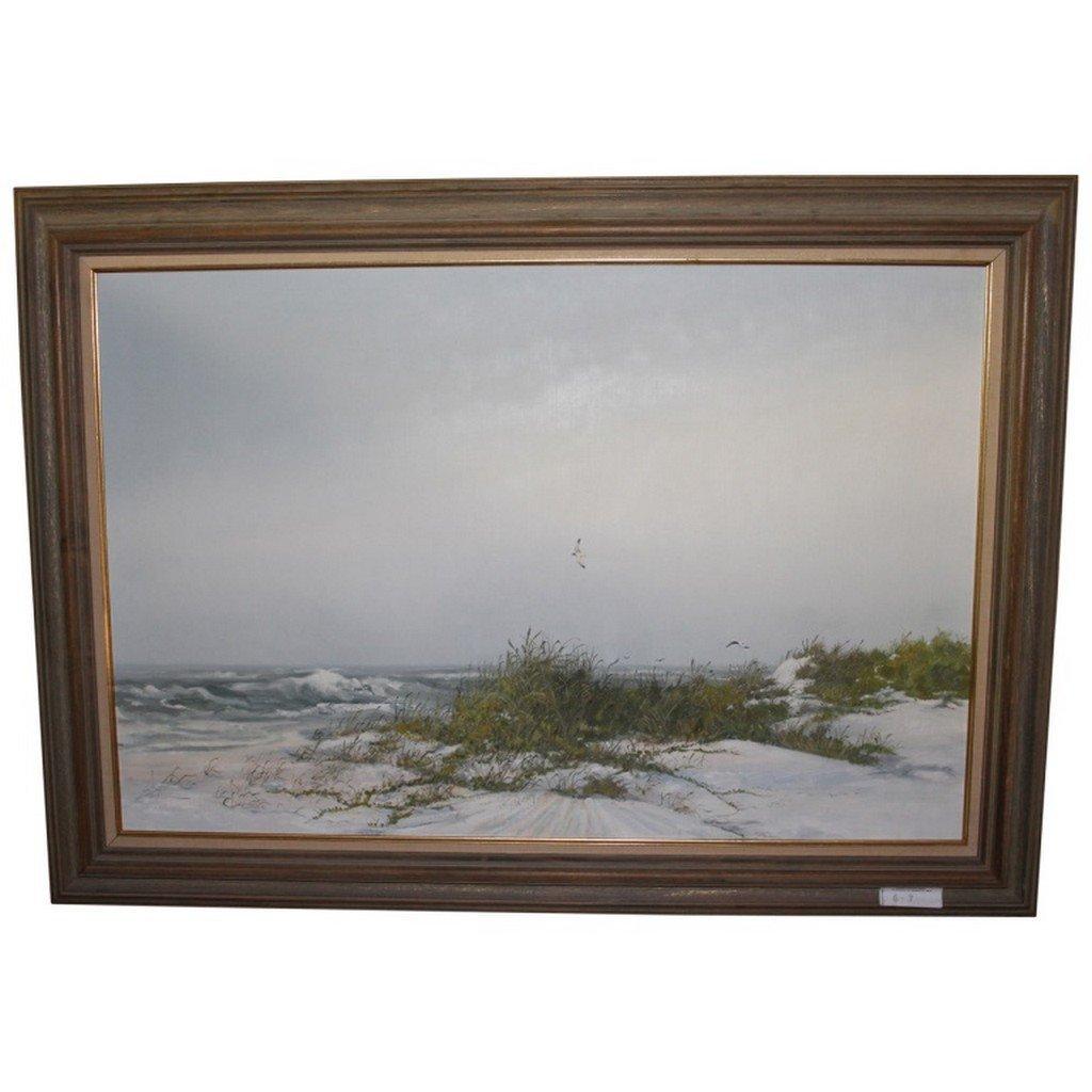 William Zaner Oil on Canvas