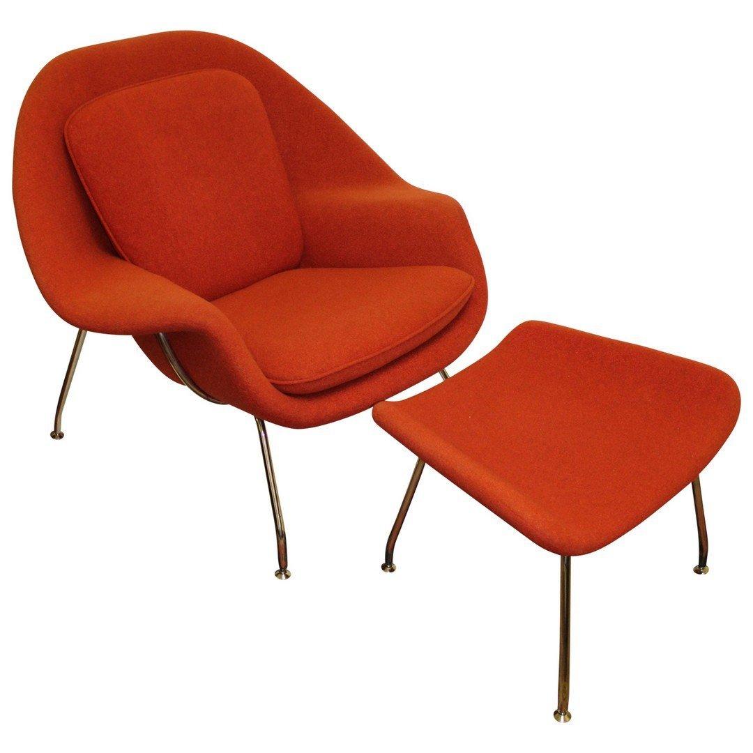 Eero Saarinen Womb Chair.