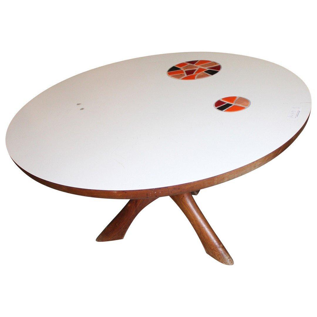 Mid Century Modern Table by Samson Berman