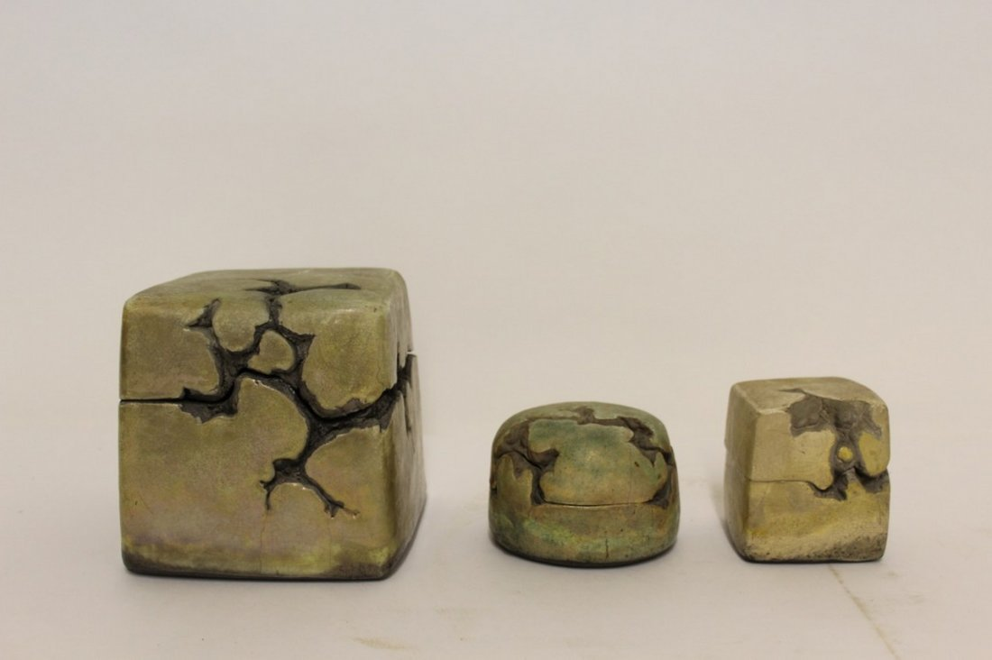 Mid Centuiry Modern Puzzle Studio Pottery.