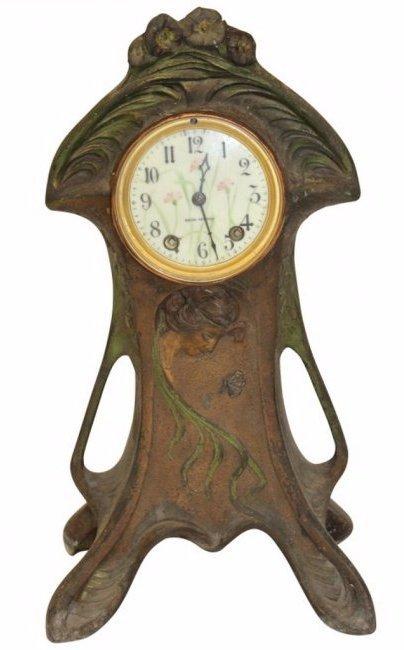 Seth Thomas Art Clock
