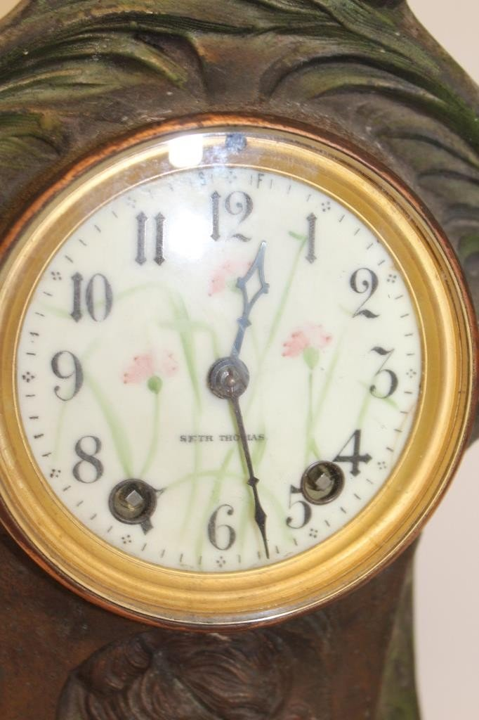 Seth Thomas Art Clock - 3