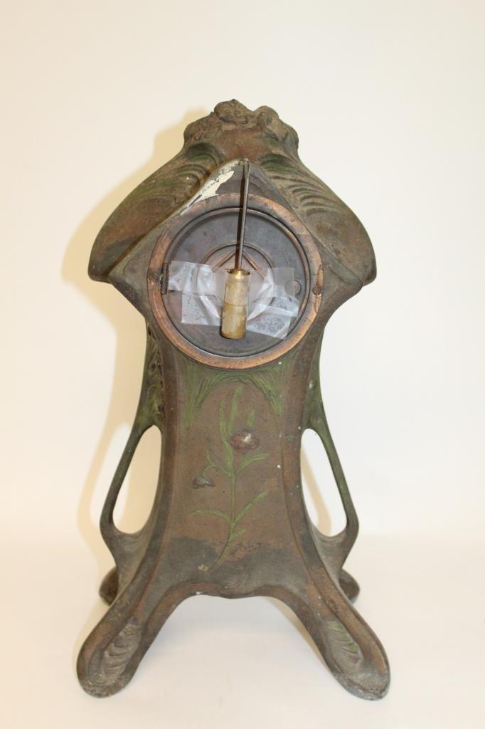 Seth Thomas Art Clock - 5