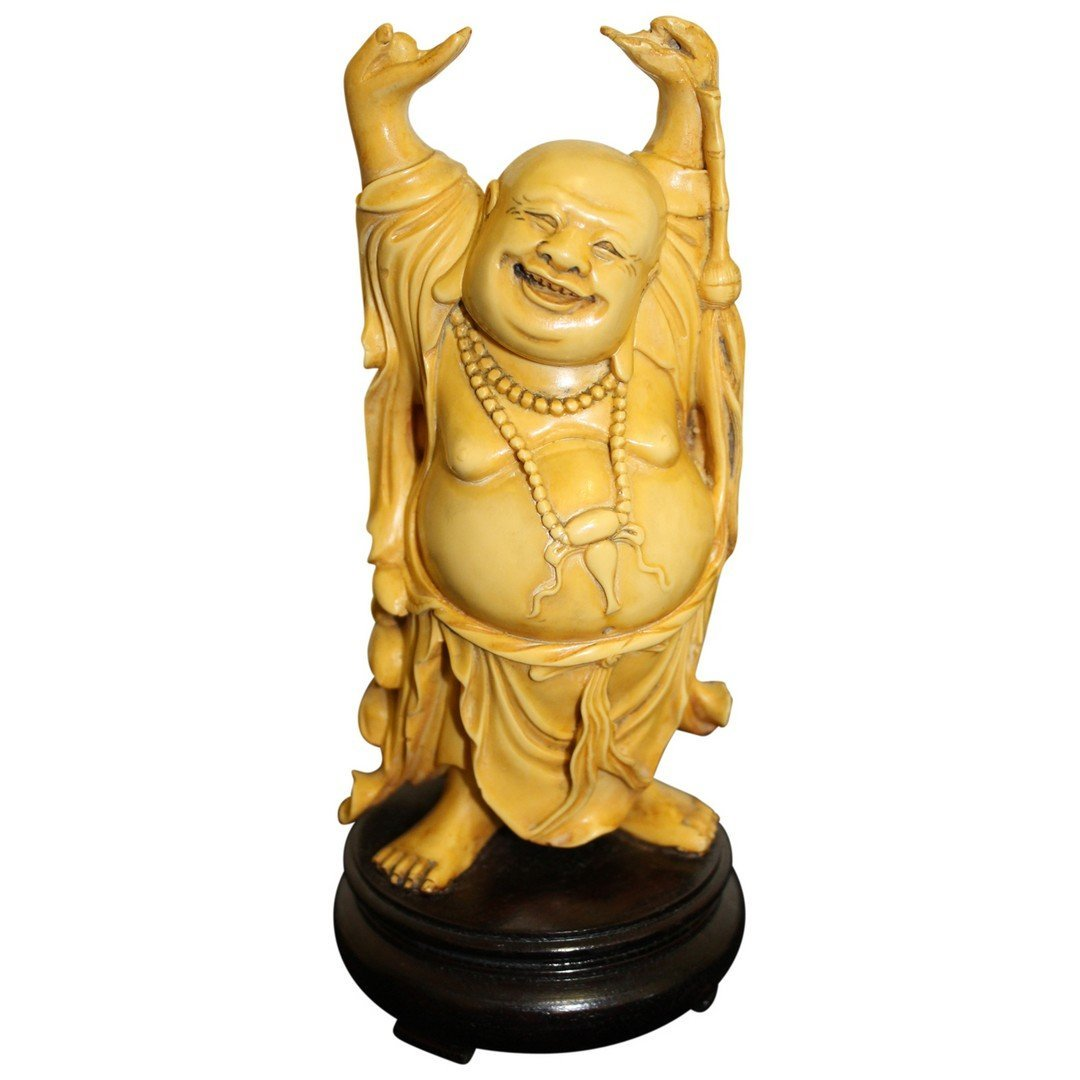 Antique Bone Buddha