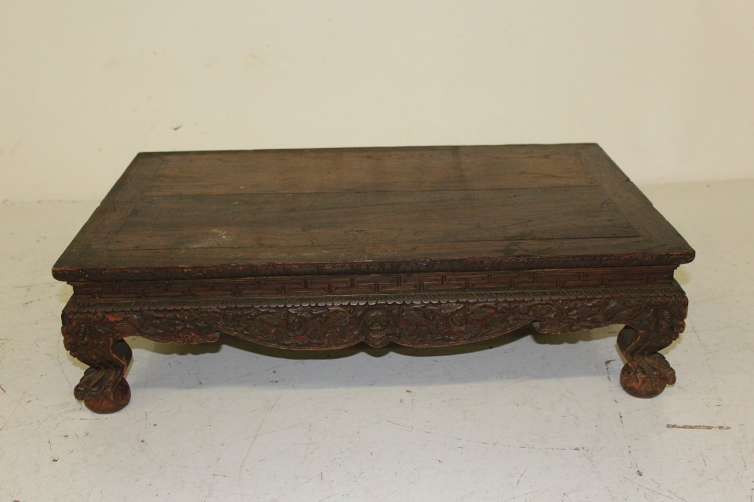 Antique Chinese Small Kang Table