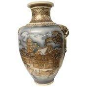 Palace size Asian Hall Vase