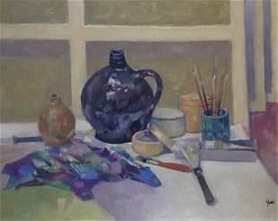 YOKI Emil Aebischer (1922). Hommage a Felix Vallotton