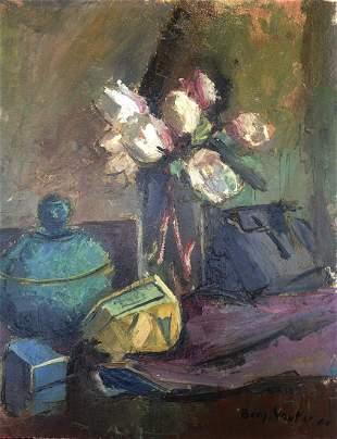 VAUTIER Benjamin II (1895-1974)