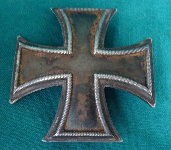 12: 1813 Iron Cross. High Convex Type