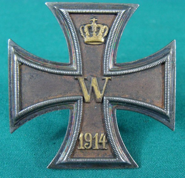 13: German 1914 Iron Cross Order