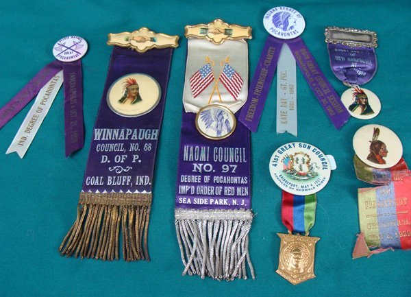 20: US Native American Counsel Badges