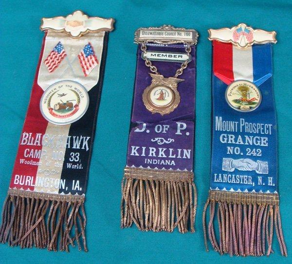 21: US Various Member Participation Badges