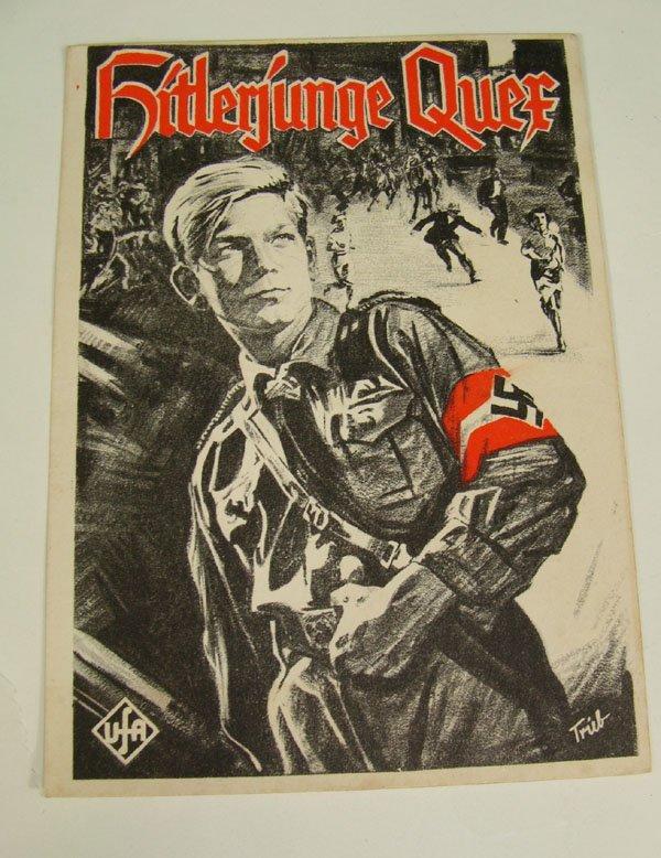 2: German Nazi WWII Propaganda Post Card