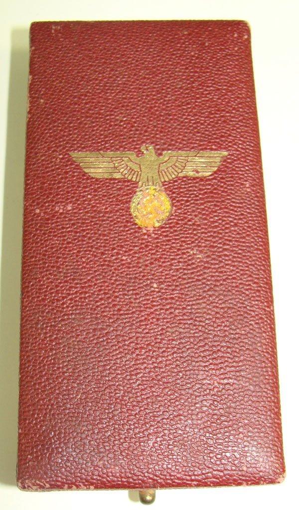 22: German WWII Commemorative Medal