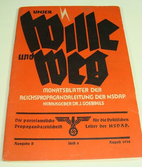 24: German WWII Propaganda Magazine