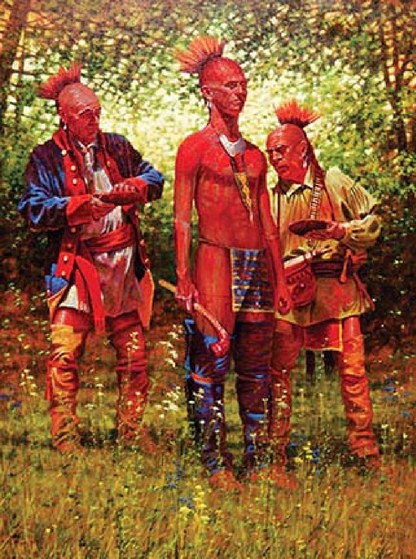 Shawnee Red