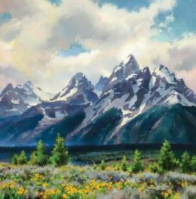 Open Land in the Tetons