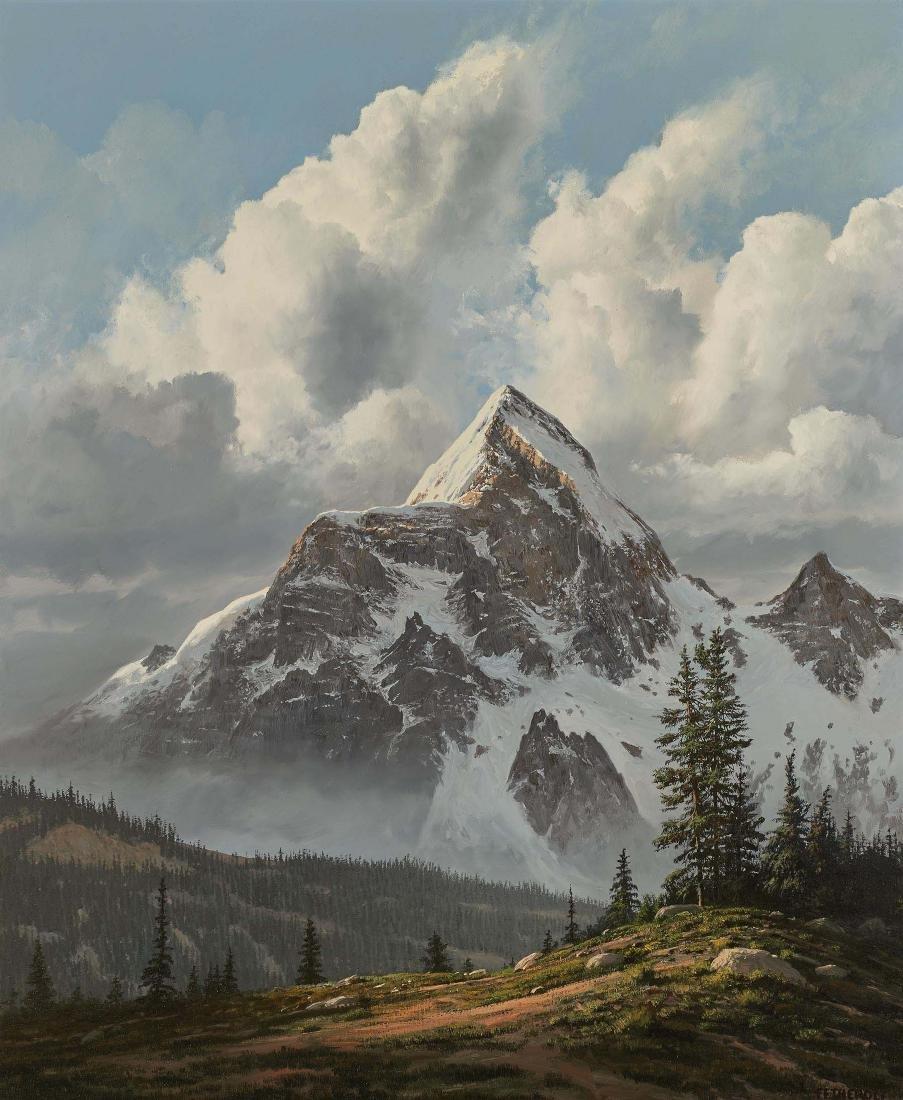 The Peak: Yukon Territory