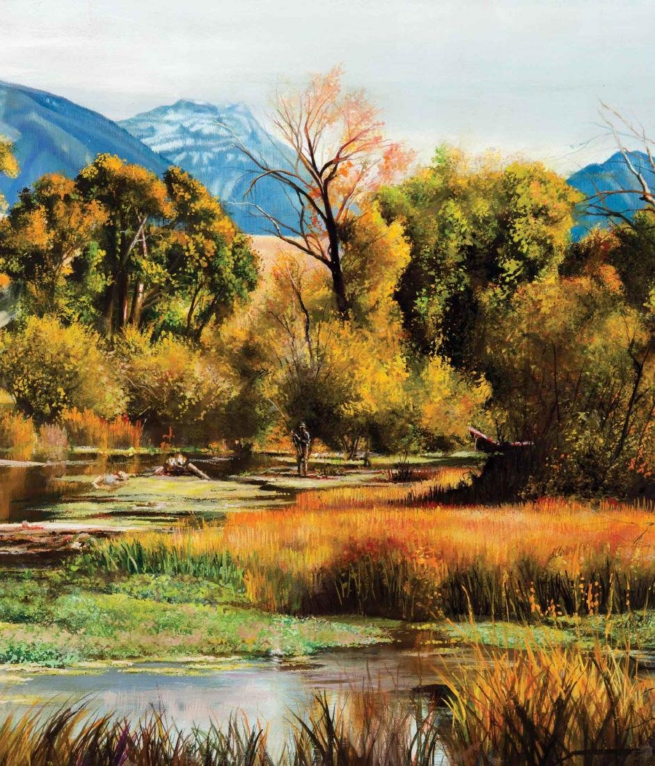 Shirley Cleary - A Great Fall Day