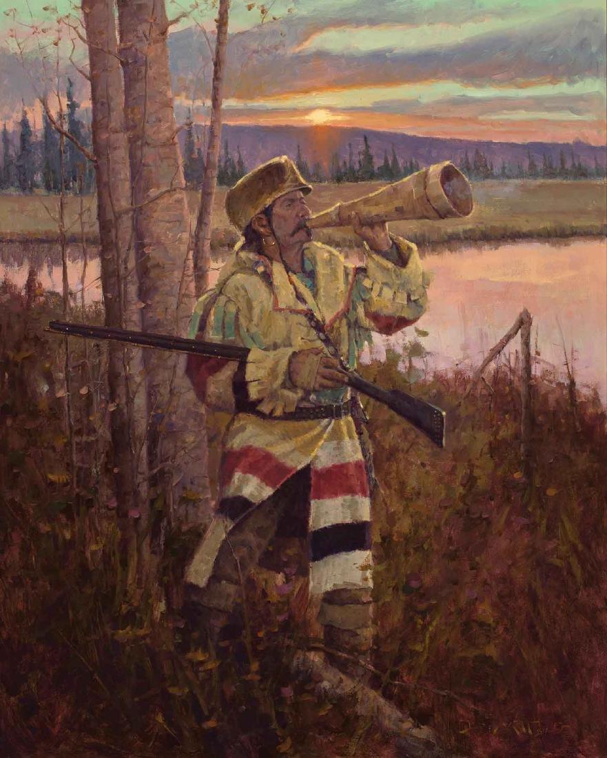 John DeMott - Moose Caller