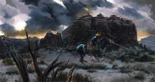 Jim Carson - Young Bill Cody, Pony Express Rider