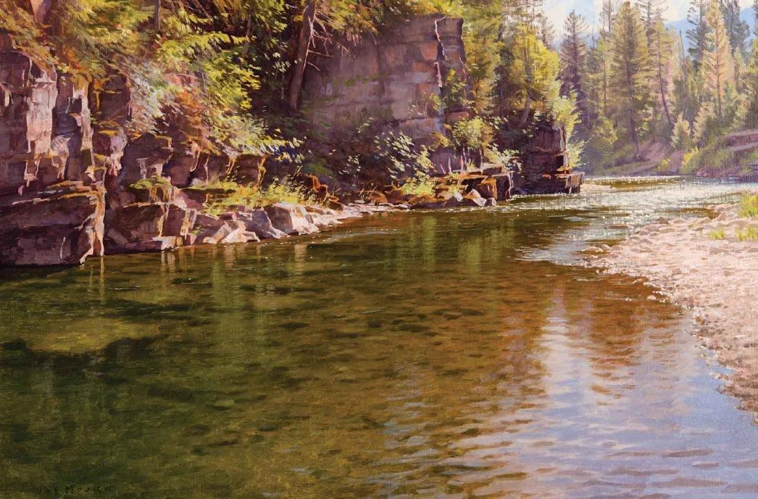 Jay Moore - Montana Waters