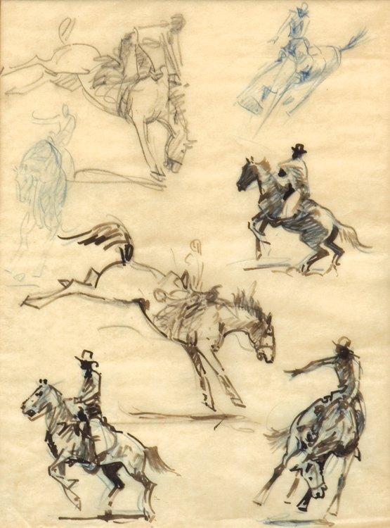 154: Edward Borein