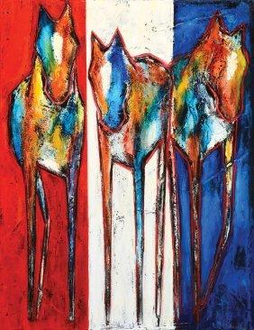 Carol Sadowski Oil Paintings