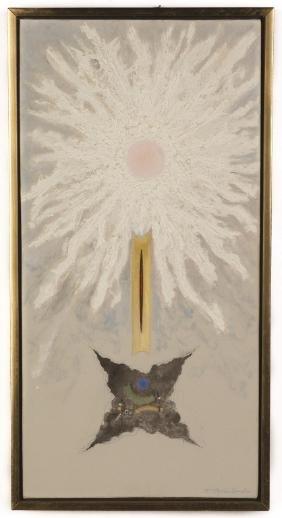 Tetsuo Ochikubo (American, 1923-1975) Untitled