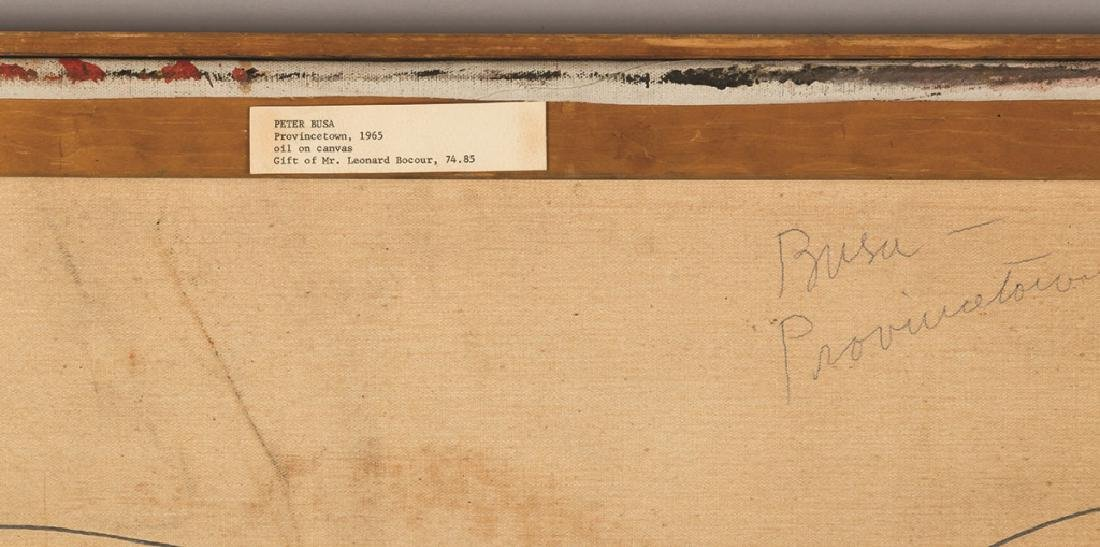 Peter Busa (American, 1914-1985) Painting - 3